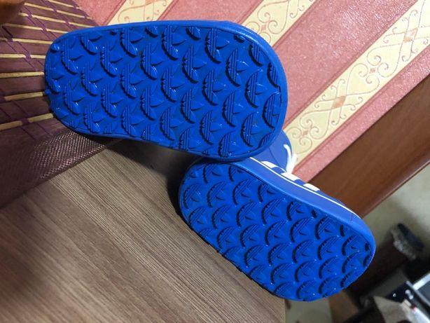 Продам резиновые сапоги сапожки Adidas оригинал