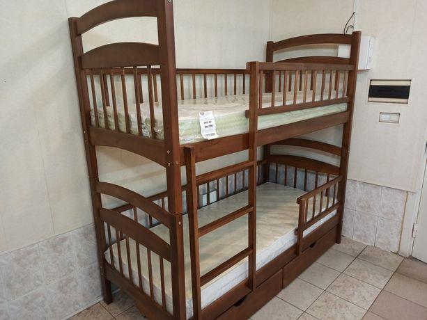 Двухярусная детская кровать по Супер цене