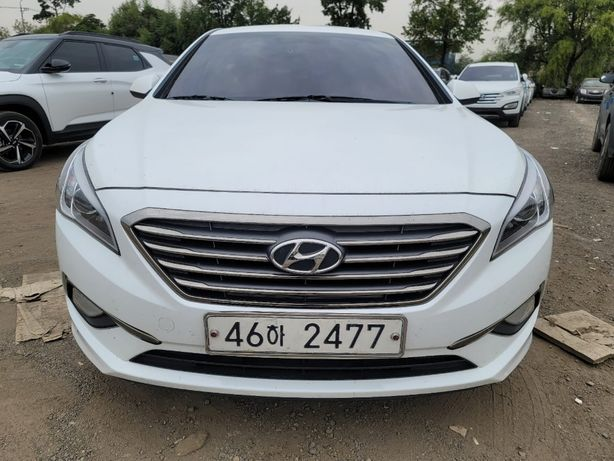 Hyundai Sonata YF LPI 2016 Кривой Рог