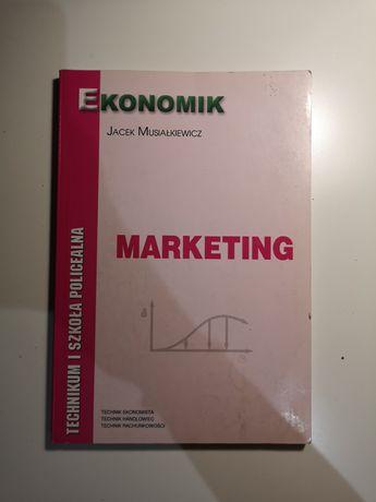 Marketing. Ekonomik. Jacek Musiałkiewicz