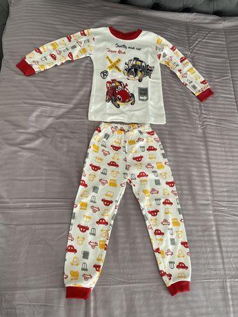 Пижама для мальчика 3-4 года