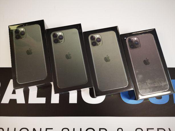 Nowy Iphone 11 pro 64GB Green Space gray Gwarancja