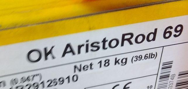 Niskostopowy drut AristoRod 69