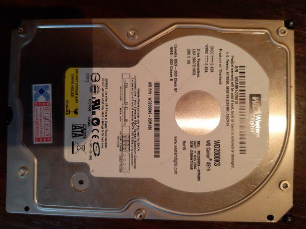 Жёсткий диск 200GB