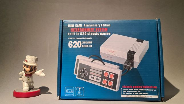 Mini game anniversary edition 620 games list, Novo