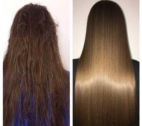 Кератин, ботокс, SOS відновлення для волосся.