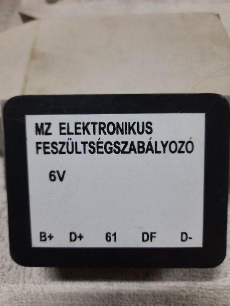 MZ regler, elektroniczny regulator napięcia 6 V nowy