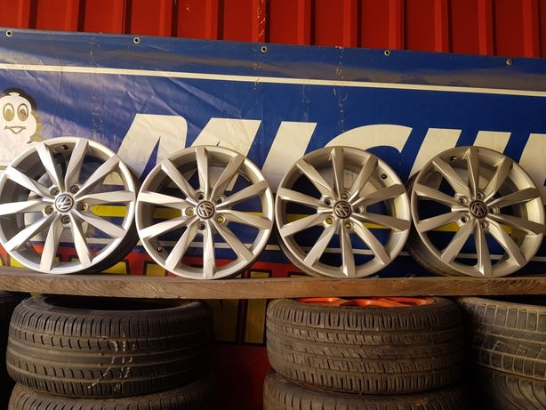 Felgi Aluminiowe Volkswagen Arteon R17 5x112 ET45-6J