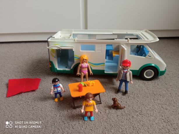Playmobil rodzinny kamper 6671