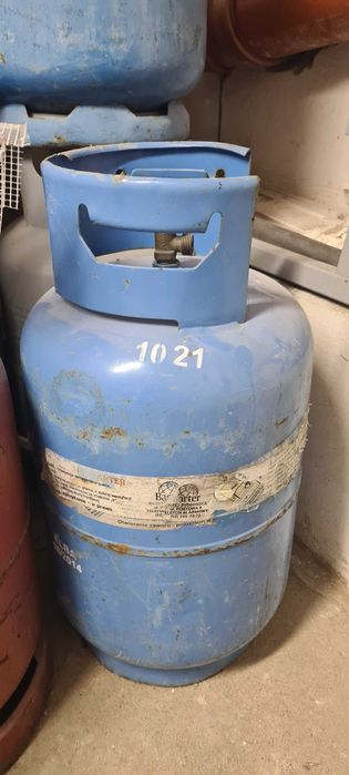 Butla gazowa 11kg Toruń - image 1
