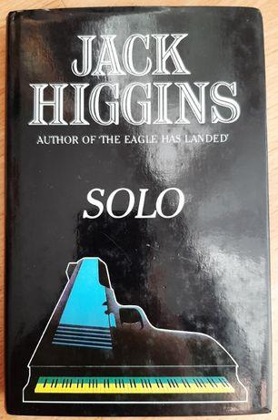Jack Higgins - Solo