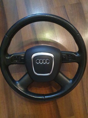 Audi a4 b8 kierownica multifunkcja z poduszką