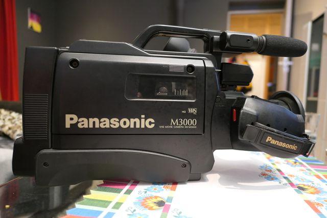 Kamera VHS Panasonic M3000