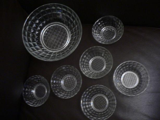 Conjunto de 7 taças antigas