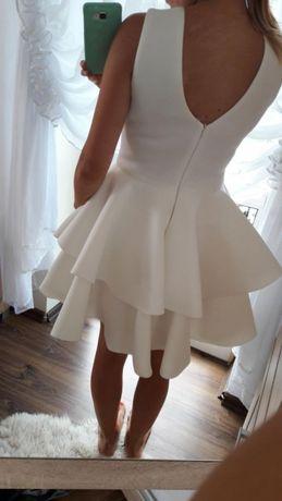 Sukienka ecru S/M