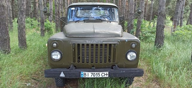 ГАЗ-52 01 Бортовой