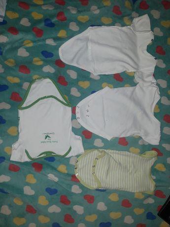Ubranka niemowlęce rozmiar 56