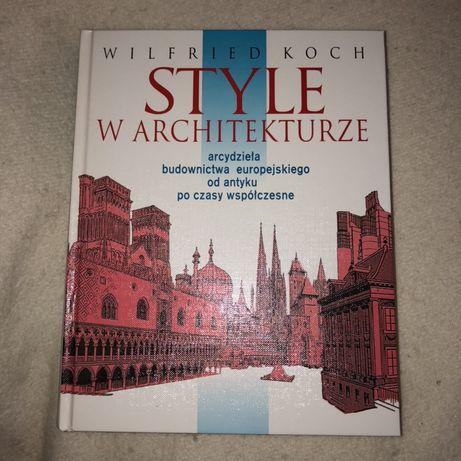 Wilfried Koch Style w Architekturze książka architektura historia
