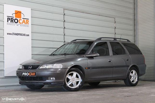 Opel Vectra Caravan 2.0 TDi CD