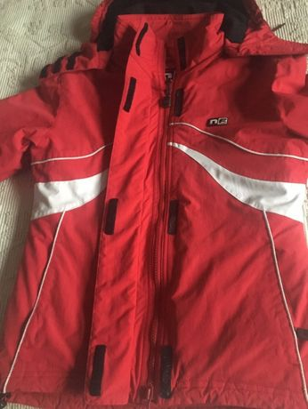 kurtka narciarska North Finder 140/146 waterproof and windproof