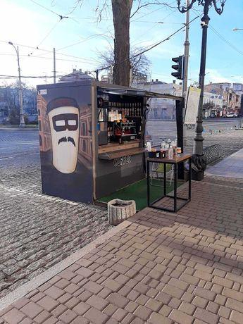 Продам действующий кофейный бизнес
