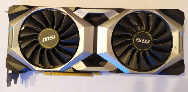 MSI GeForce RTX 2080 VENTUS 8G OC 8GB GDDR6 (256 Bit)
