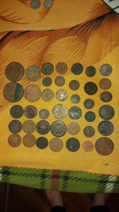 Монеты Екатерины 2 и не только Харьков - изображение 1
