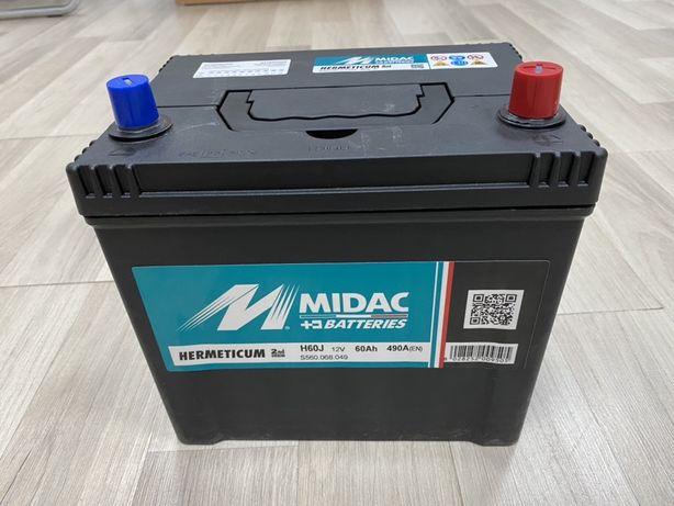 Аккумулятор новый MIDAC 6ST-60 Hermeticum ( Италия )