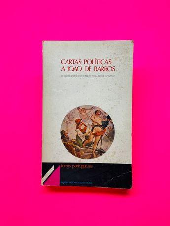 Manuela de Azevedo - Cartas Políticas a João de Barros