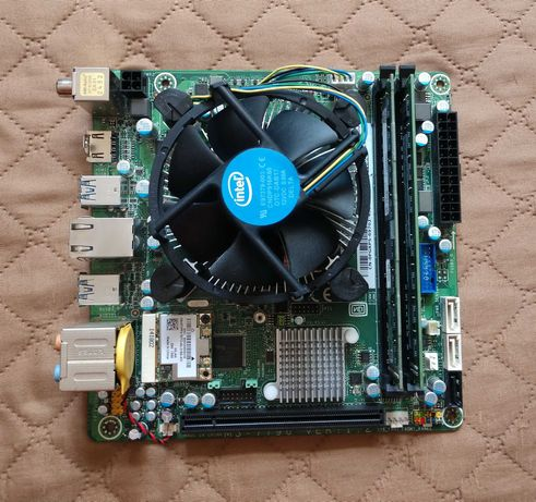 Комплект mini-ITX Dell Alienware X51 R2 i7-4770s + H87 + DDR3 16 Gb