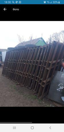 Продам металлический забор