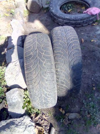 Продам две шины ,зима/лето