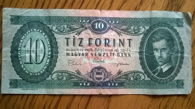 10 Forint 1969r