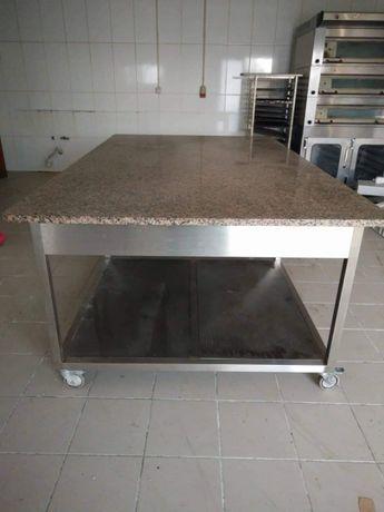 Mesa de restauração/pastelaria