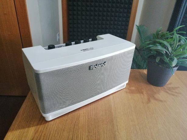 Amplificador / Coluna Roland CUBE Lite Monitor Branco