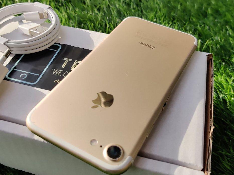 iPhone 7 32GB GOLD ZŁOTY Biały Rose różowy Gwarancja Faktura Warszawa - image 1