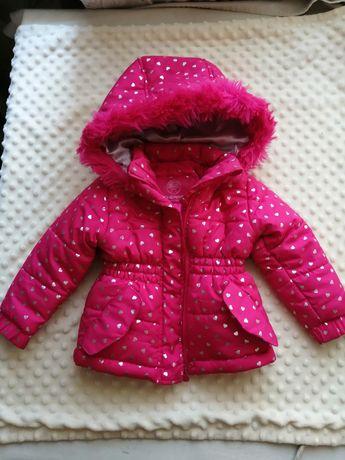 Демисезонная курточка 18м