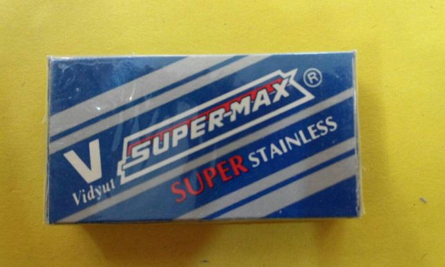 Лезвия Super-Max STAINLESS 10 шт