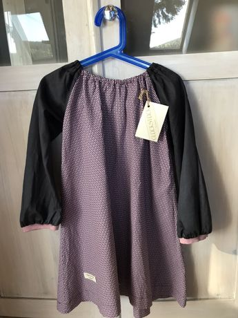 Sukienka 110 /116 cm /handmade