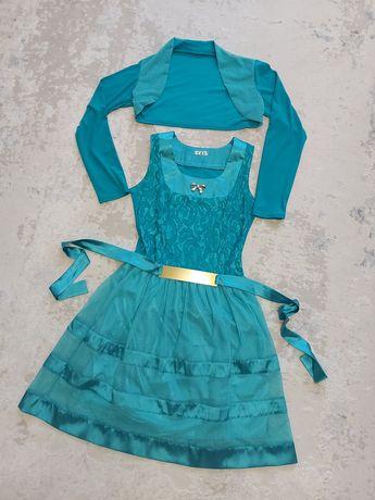 Нарядное платье S M