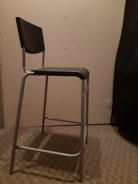 hoker, krzesło, ikea
