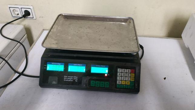 Balança 40 kg digital