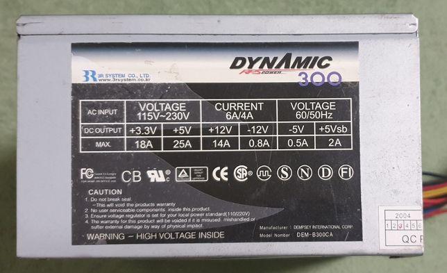 Блок питания Dynamic 300 W