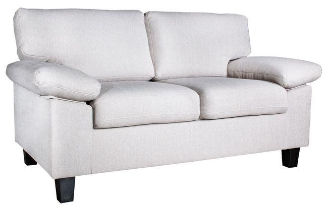 Софа диван (JYSK) GEDSER 2-місна (пісочний)