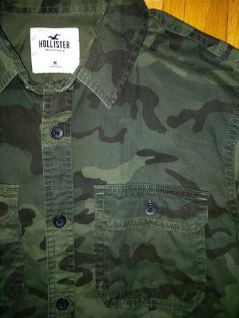 koszula camo holister M