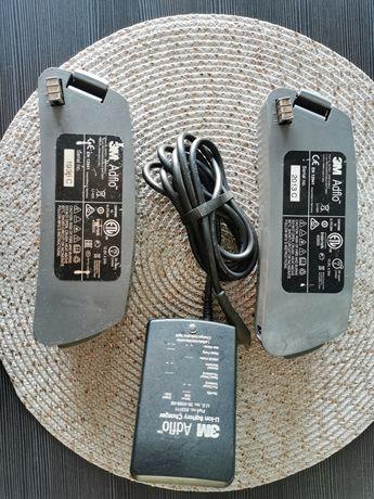 Speedglas grube baterie i ładowarka