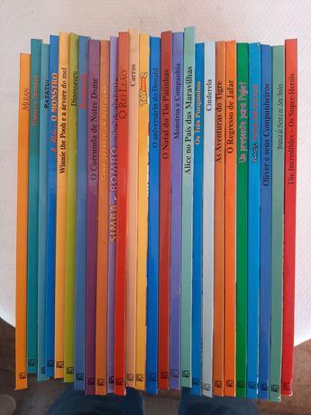 Colecção  de livros da DISNEY  70
