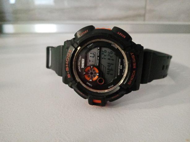 Часы SKMEI s-shok 0939 аналог casio g-chok