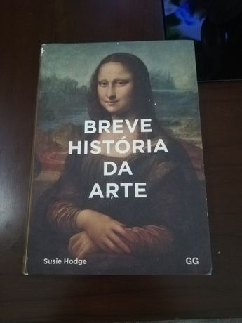 Breve História da Arte, Susie Hodge