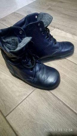 ортопедичне взуття натур.шкіра